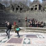 Lyon, amphitheatre