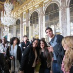 Versailles, salle des glaces