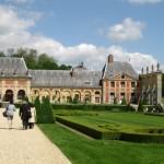 Vaux-le-Vicomte, outbuildings