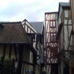 Streetview of Rouen