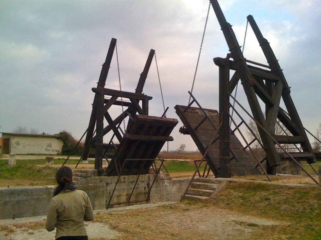 Arles, Van Gogh's bridge