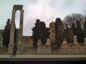 Arles, amphitheatre