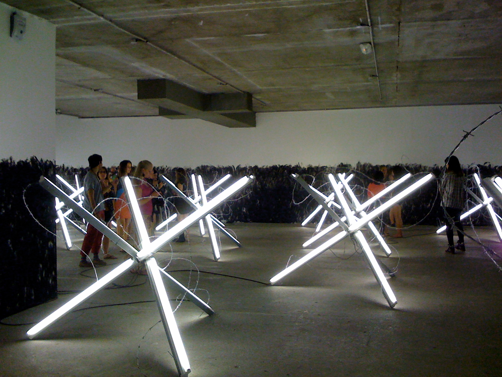 Exposition Claude Lévêque
