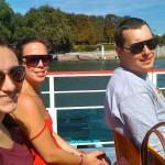 Sur les bateaux-mouches 1