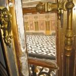 Vue du palais depuis les appartements privés de Louis XV