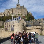 Mont Saint Michel, weekend 1