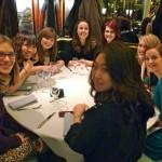 Au restaurant Vagenende à Saint Germain des Près