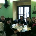 Déjeuner au Gesu, Nice