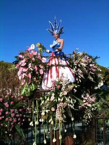 Carnaval de Nice, char américain