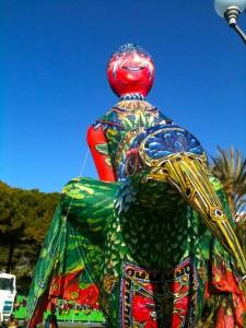 Carnaval de Nice, Le Colibri