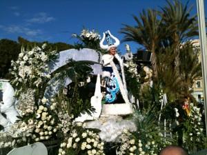 Carnaval de Nice, La reine