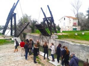 Le Pont Langlois dit Pont Van Gogh, Arles