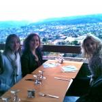 Déjeuner à Saint paul de Vence