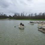 Barque sur le Grand Canal