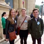 Natalie, Mallory et Ben