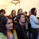 Le public attentif