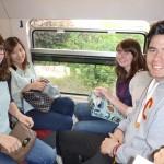Train pour Versailles