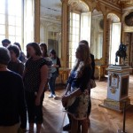 Salon Louis XV, petits appartements, Versailles