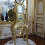 L'horloge de Louis XV, Versailles