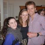 Willa, Katharine et Gregory