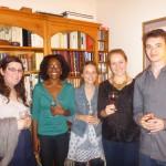 Etudiants américains et étudiants français