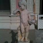 Sculpture de fontaine