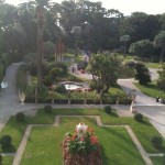 Jardins, Villa Rothchild
