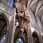 Les deux orgues, Cathédrale de Strasbourg