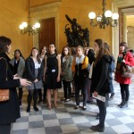 Visite guidée à l'Assemblée Nationale