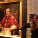 Une niçoise au Palais des Papes
