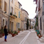 Les rues d'Arles