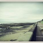 Plage de Granville, Normandie