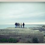 Granville, face à la mer