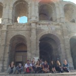 Arènes d'Arles - niçois