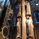 Cathédrale de Strasbourg, l'horloge