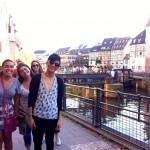 Sur les bords de l'ill, Strasbourg