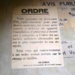 Ordre - Mémorial de Caen