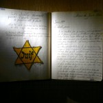 Journal tenu par une institutrice, Mémorial de Caen