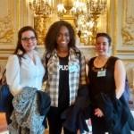 Grace, Charity et Megan