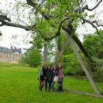 Jardins du château de Fontainebleau