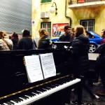 Piano de répétition, Babier de Séville