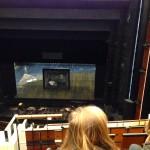 Décor de l'Opéra Werther