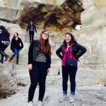 Kelci et Kalaya aux Baux de Provence