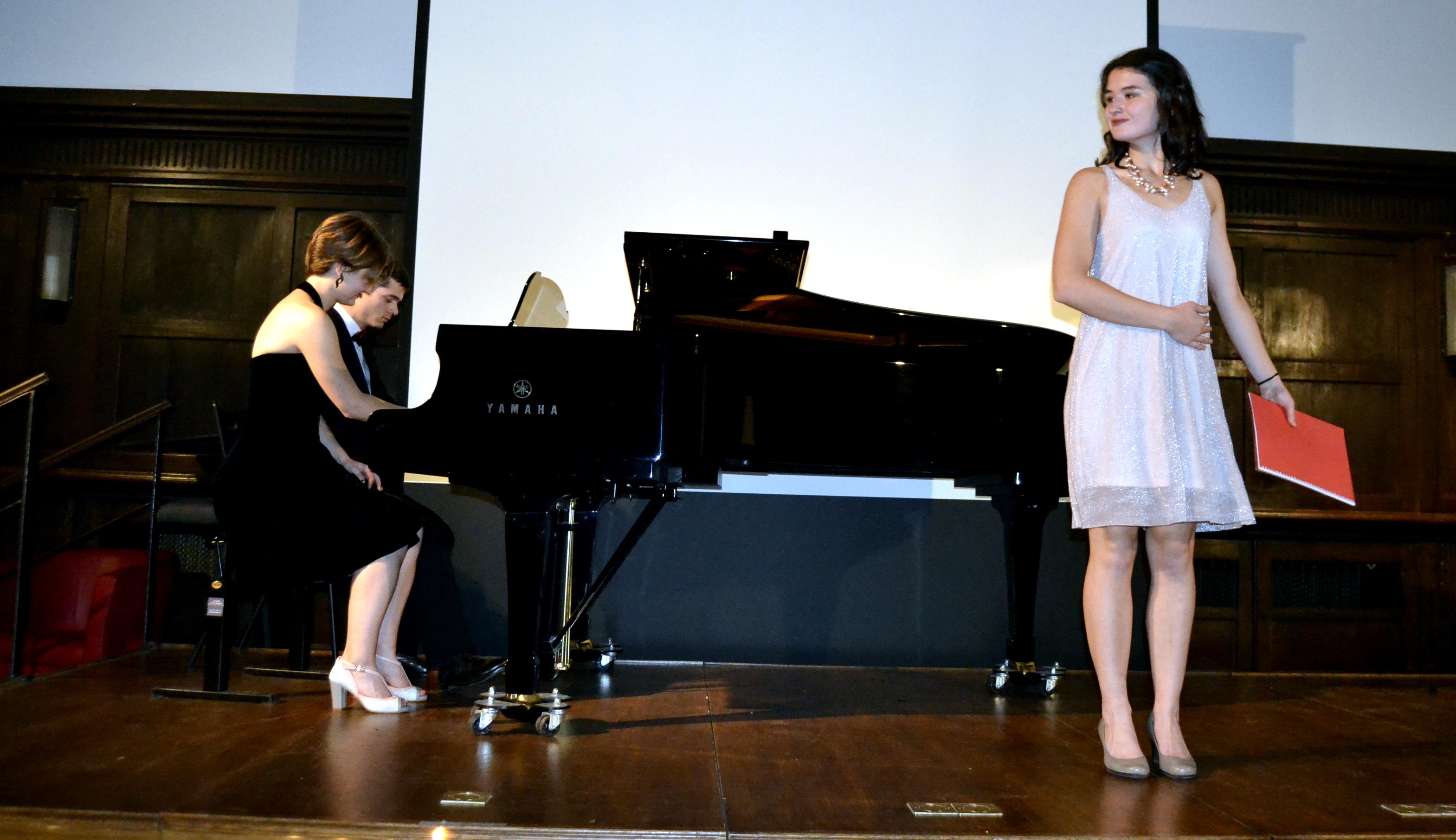 Sylvana et Liza