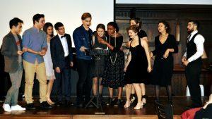 L'équipe du Cabaret