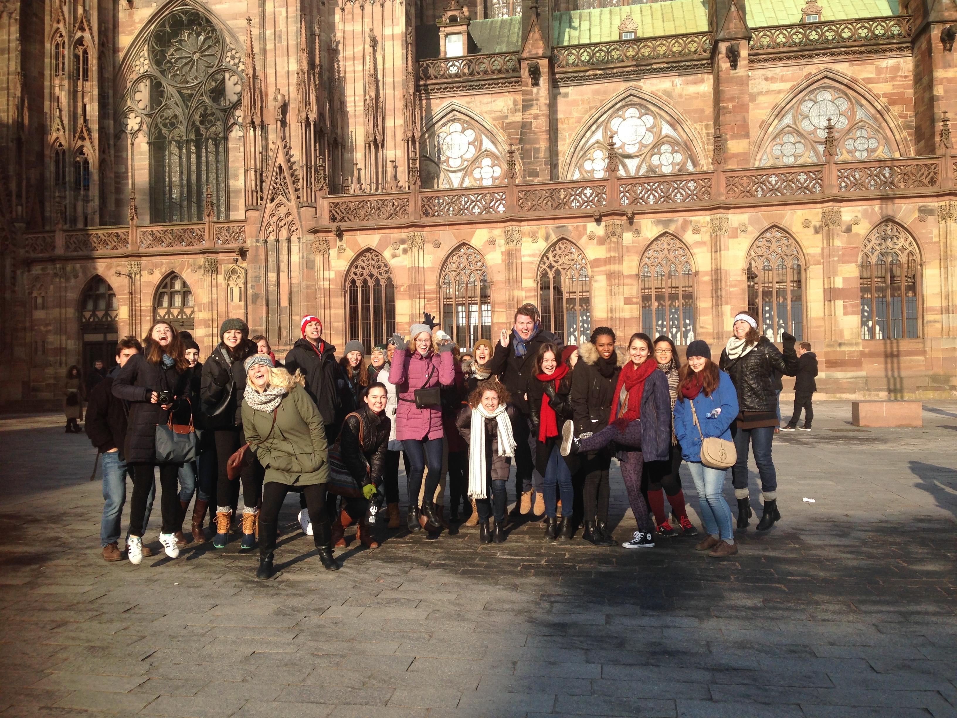 Strasbourg-cathédrale