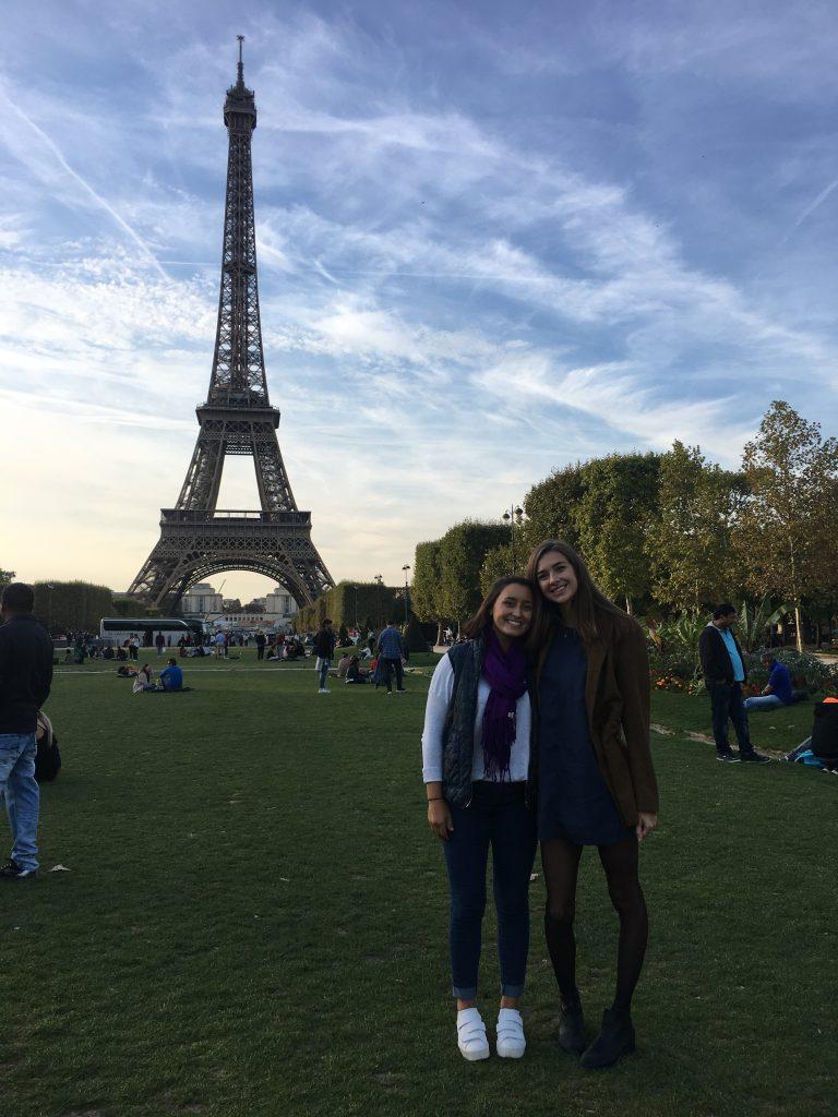 Les écharpes à Paris